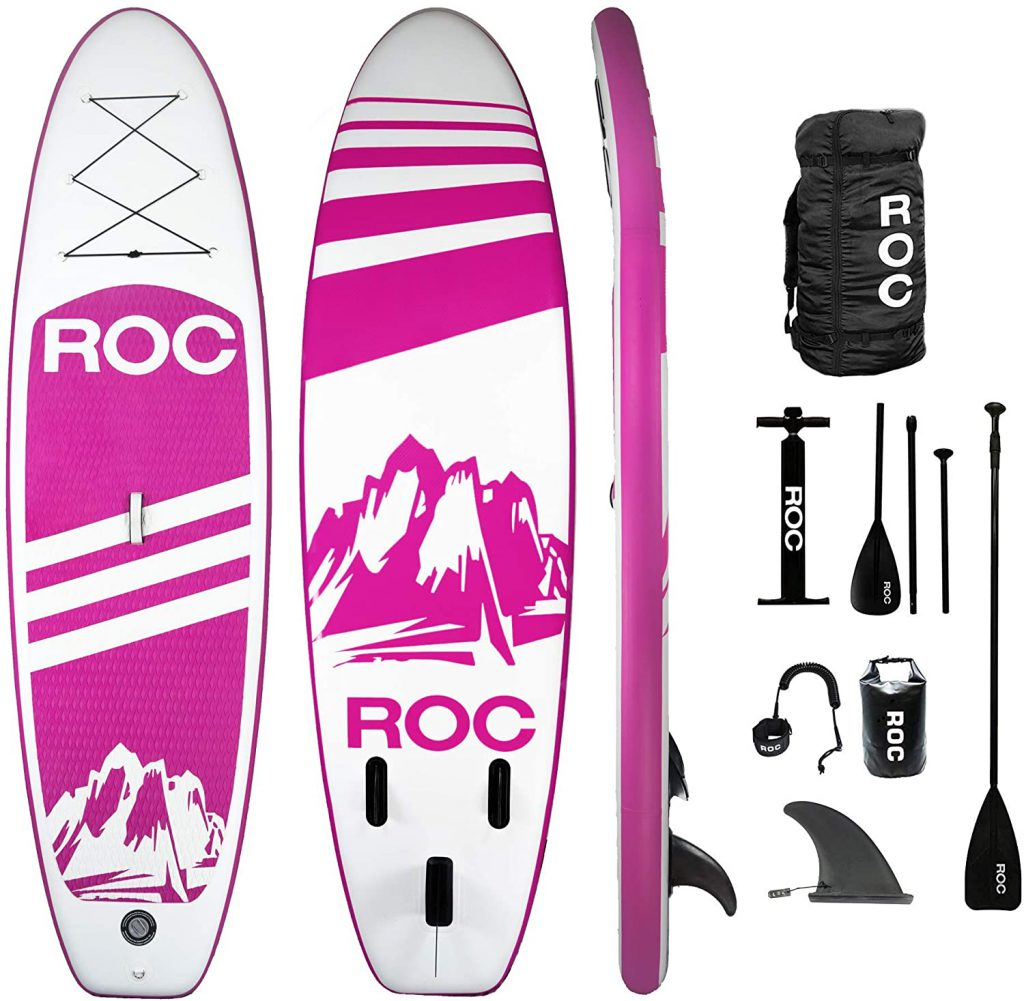 stand up paddle board bundle