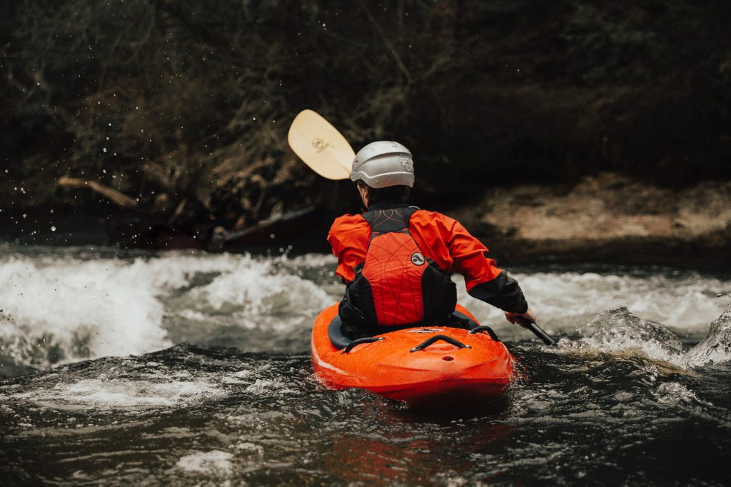 history of kayaking